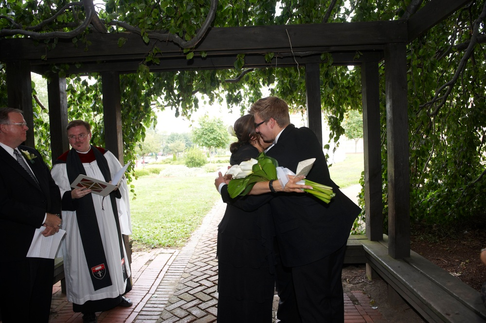 Under the Laughing Tree: Our Wedding Vows to Our Children (6/6)