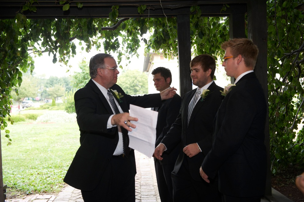 Under the Laughing Tree: Our Wedding Vows to Our Children (5/6)