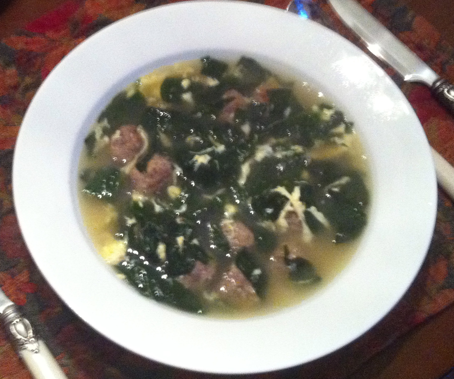 Italian Wedding Soup Olive Garden KnockOff Breadsticks Apples. February  2012 The Midlife Second Wife