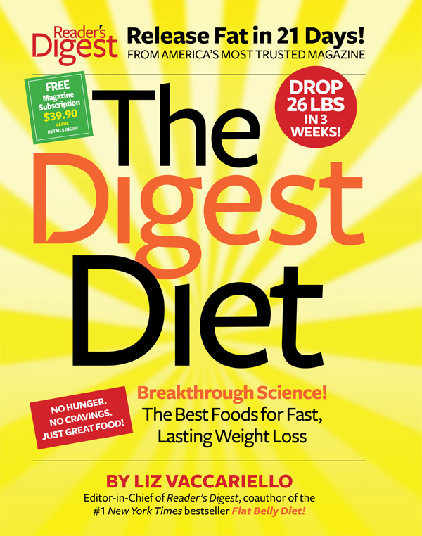 The Digest Diet Day 21: Did I Do It? Am I Done? (1/5)