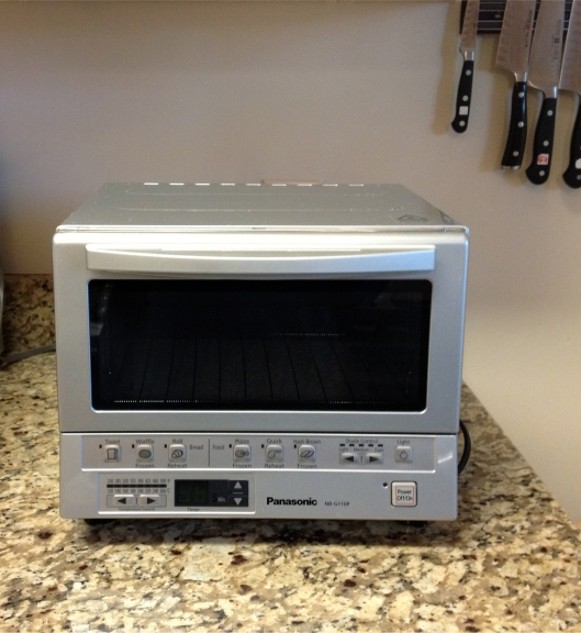 Viewpoints Product Review The Panasonic Flash Xpress Toaster Oven