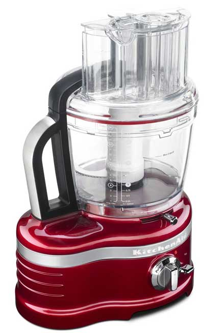 Enter to Win a KitchenAid Pro Line Dicing Food Processor! (3/3)