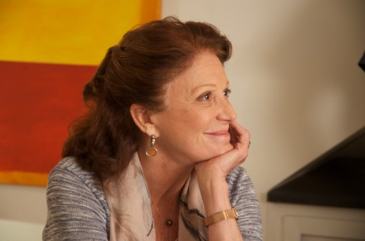 "Award-winning actress Linda Lavin in a scene from ""A Short History of Decay"""