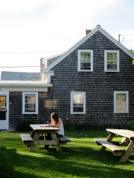 The Fine Arts Work Center, Provincetown, Mass. Sarah Hersey photo.